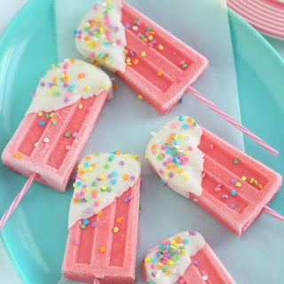 Milk Ice Pops Recipes