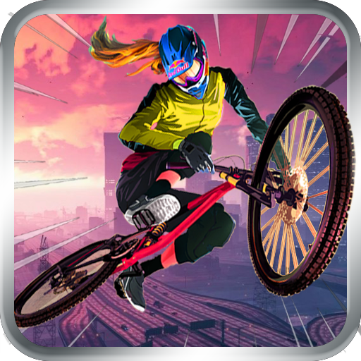 Bicycle Stunt Game:Tricky BMX Bicycle Game