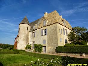 Photo: Jardins de Marqueyssac (château)