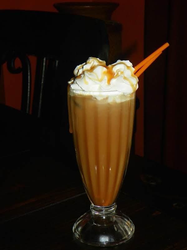 Iced Caramel Coffee Pleasure Recipe