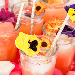Berrylicious Floral Cocktail