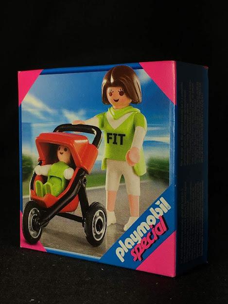Playmobil®l 4697 Mamá con Carrito