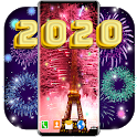 New Years Eve Live Wallpaper 🎇 2020 Wallpapers icon