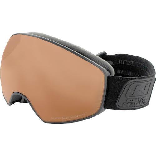 Optic Nerve WFO Snow Goggle Matte Black w/Copper Nastek Lens