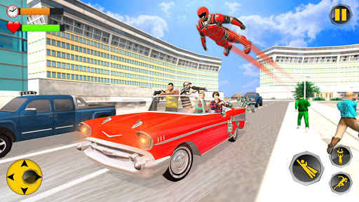 Super Speed Rescue Survival: Flying Hero Games 2 1.0 17