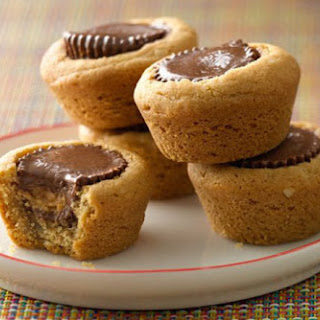 Peanut Butter Cup Cookies.