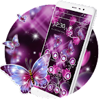 Sparkle Butterfly Theme Icon