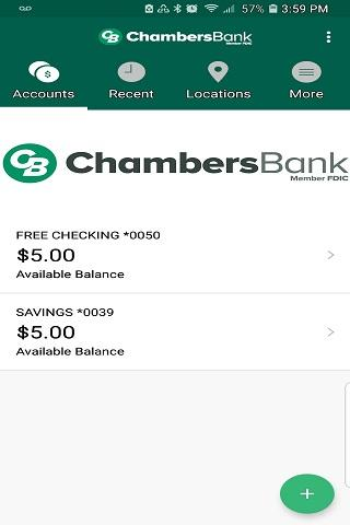Chambers Bank Mobile Banking Hack, Cheats & Hints | cheat