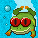 Bubble Ninja Frog icon
