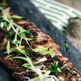 Slow Cooker Pork Tenderloin With Garlic-Ginger Sauce