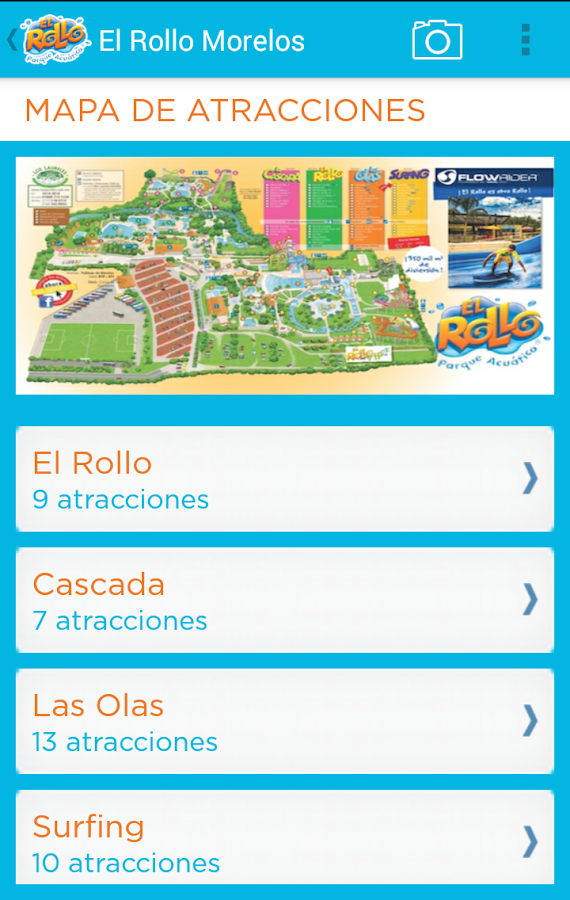 El Rollo Parque Acuatico- screenshot