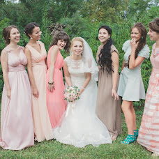 Wedding photographer Inna Dzhidzhelava (InnaDzhidzhelava). Photo of 16.09.2015