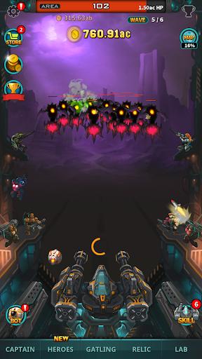 XTeam - SF Clicker RPG modavailable screenshots 14