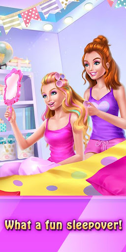 Fashion Doll - Sleepover Party