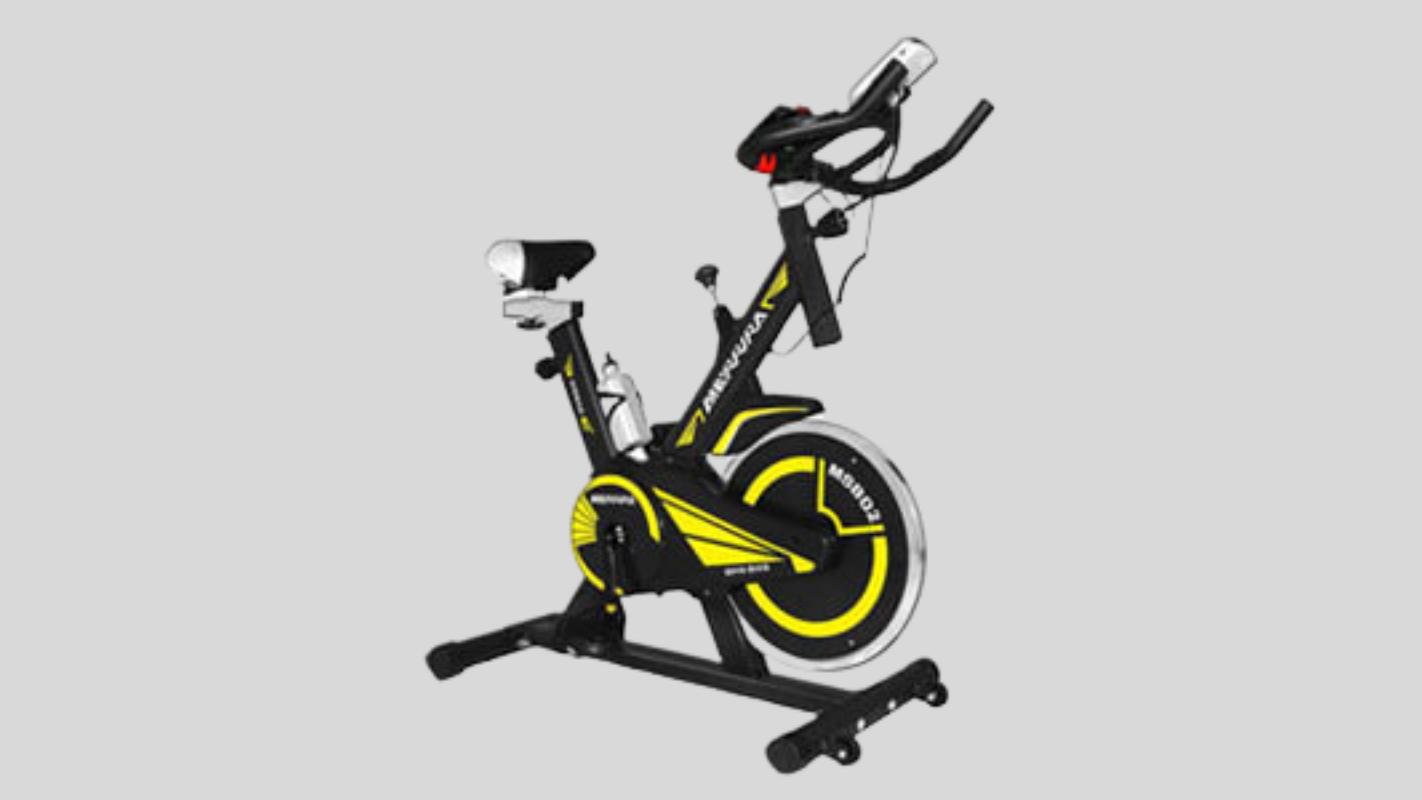 7. MERRIRA จักรยานออกกำลังกาย รุ่น MSB02
