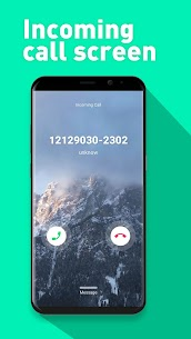 S9 style theme for Samsung, full screen caller ID App Download For Android 2