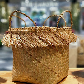 Bamboo Art by Isparmo Seo - Artistic Objects Antiques ( bamboo, art, java, artistic object, indonesia )