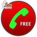 Automatic Call Recorder Free mobile app icon