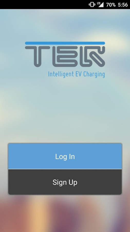 TEQ Charging- screenshot