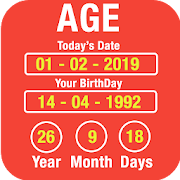 Age Calculator by Date of Birth