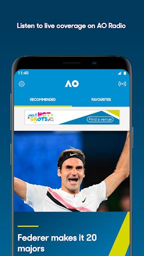 Australian Open Tennis 2019