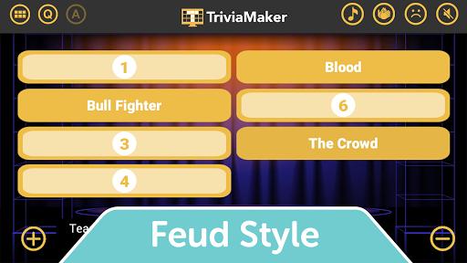 TriviaMaker - Quiz Creator, Game Show Trivia Maker 6.1.2 screenshots 7