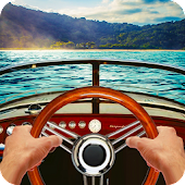 Driving Boat Simulator