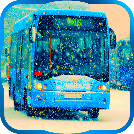Winter Bus Trip Simulator