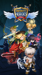 How to hack Infinity Heroes VIP : Idle RPG for android free