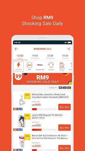 Shopee MY: 9.9 Shopping Day 2.60.07 Screenshots 5
