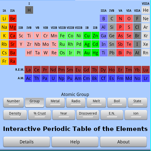 Elements periodic table apk 10 download only apk file for android periodic table of elements app urtaz Image collections