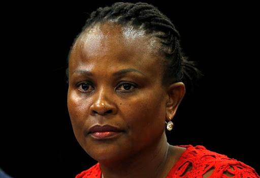 Mkhwebane to fight Sars' attempt to block access to Zuma's tax records