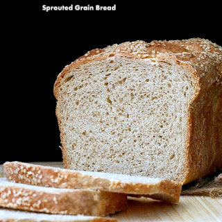 Sprouted Wheat Millet Bread.