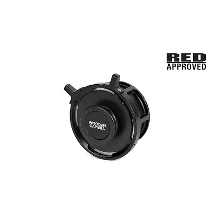 Canon RF to PL Mount Pro (RED Komodo)