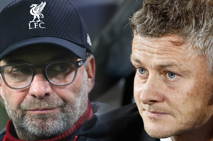 Solskjaer says Liverpool clash a reality check for Manchester United