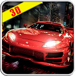 Car 3D Racing Icon
