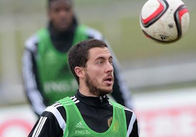 """Hazard: """"Nous avons plus de qualités que les autres équipes"""""""