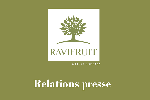 Gestion des relations presse - Ravifruit - agence communication Anneyron