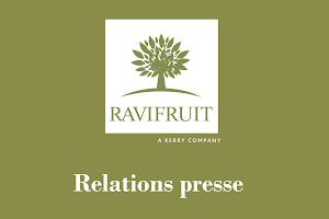 Gestion des relations presse - Ravifruit - agence communication Anneyron