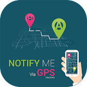 GPS Location Alarm - Notify Me