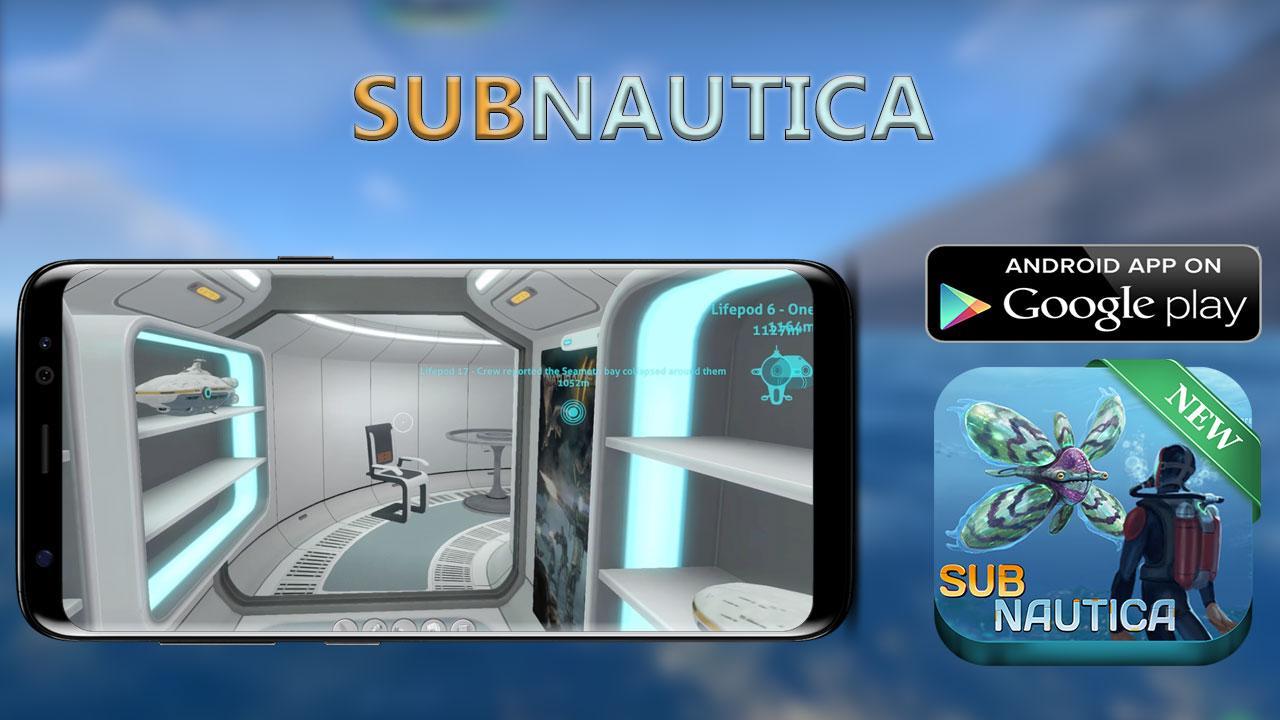 guia subnautica 2k18 APK Latest Version Download - Free Sports APP