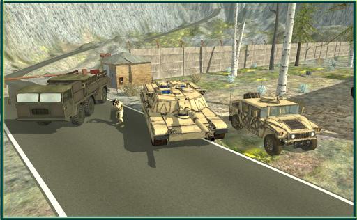 軍用運輸機卡車|玩模擬App免費|玩APPs