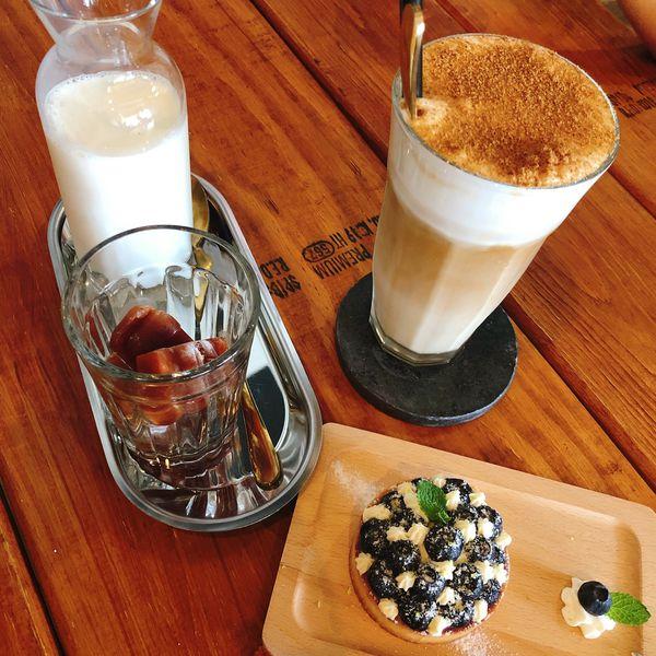 Here&Now Cafe.在湖口優質咖啡廳遇見摩艾冰磚