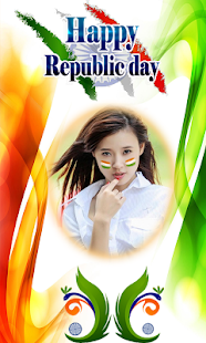Republic Day DP Maker - 26 Jan Dp maker 2018 - náhled