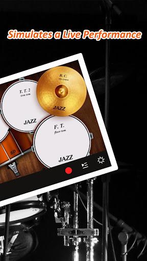 無料音乐Appのレアルドラムジャズ|記事Game