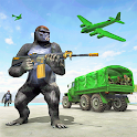 Bigfoot Apes War - Rise Of Yeti Monsters icon