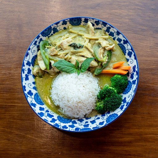 Green Curry Combo
