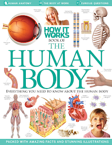 How it Works Book of The Human Body- screenshot thumbnail