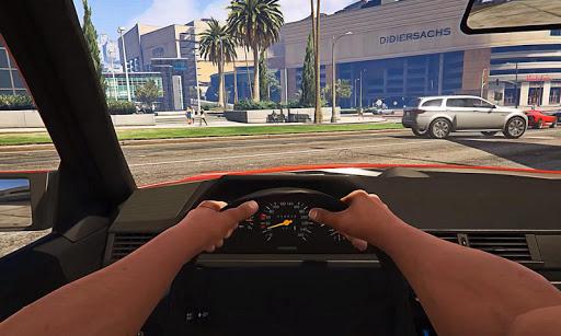 City Car Driving Simulator 2018  screenshots 6