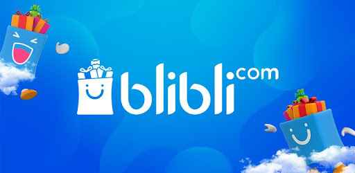 Follow Us on Blibli